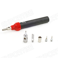 Cordless Pen Shape Butane Gas Blow Torch Soldering