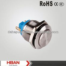 CE ROHS electric button
