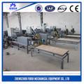 Bloque de tamaño diferente madera máquina de palet / máquina para hacer paletas de madera / máquina para fabricar bloques de mad