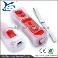 For Nintendo wii remote and nunchuck White Black 5 COLORS