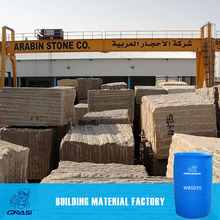 WB5035 Gypsum board construction and stone artwork corrosion resistance waterproof building materials