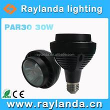 alibaba led light new product cob led spotlight par30 bulb
