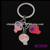 New design bulb keychain hot new products for 2014