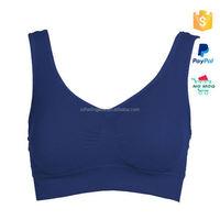 wholesale sport fashion xxx sexy image bra & yoga bra made in china
