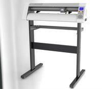 Teneth 24inch AAS automatic contour graphic design can insert u disk 3M reflective film cutting plotter