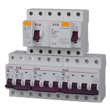 F362 electric leakage circuit breaker