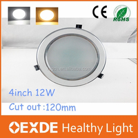 High Quality SMD5730 2 Years CRI>80 12w LED Downlight Wiring Diagram