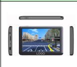 "2015 Cheapest 4.3"" Portable Car GPS"