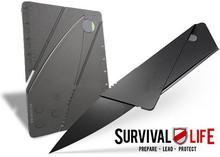 Multi-Function Surgical Sharp Blade Credit Card Sized Folding Safety Utility folding Knife Wholesale