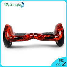 Cheap price 10 inch tire bluetooth 2 wheel self balancing electric scooter