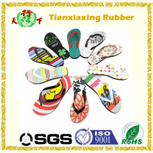 Printing flip flops sandals, Branded logo flip flops, Custom sandals