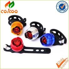 2015 alibaba express bike tail warning lamp,bike rear decoration,led bicycle light decorative accessories