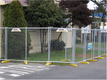 outdoor temporary dog fence