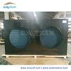Copper tube air condenser, Refrigeration Condenser