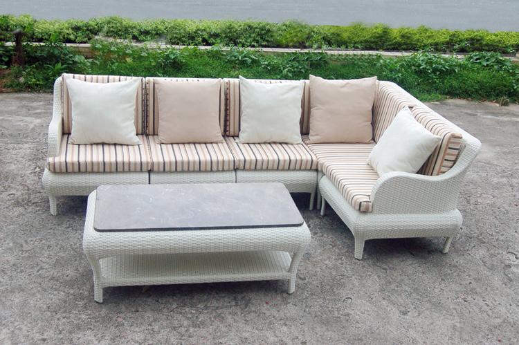 aluminium canap design en plastique en rotin jardin canap blanc canap en osier rotin id de. Black Bedroom Furniture Sets. Home Design Ideas