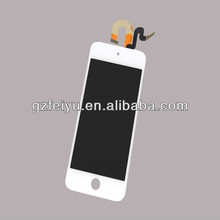china manufacture lcd digitizer for ipod touch 5