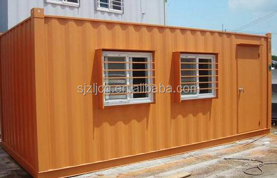 2015 made in china low cost container home prefab shipping for Low cost home building kits
