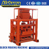 made-in-china concrete cement solid block forming machine in ethiopia made in China