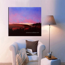 Famous Painter Painting High Quality Low Price Hand Painted Abstract Wall Art Decoration