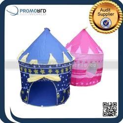 2015 Summer Outdoor Or Indoor Play Tent Princess Prince Castle Kids Game House