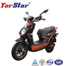 New model electric moped with pedals