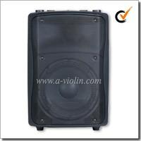 "Pro Audio 12"" Active Woofer Plastic Cabinet Speaker (PS-1012APB)"