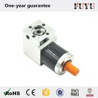 Right Angle Planetary Gearbox for Stepper Motor