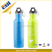 New design of aluminium water bottle 500ml