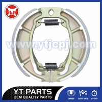 High Performance Parts Motorcycle Brake Shoe QJ125 Best Quality