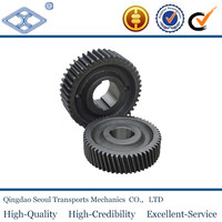 SS4-65J32 M3 alloy steel JIS standard drawing high quality custom high precision transmission standard steel forged spur gear