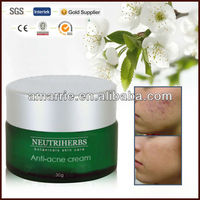 Whitening touch me please acne cream
