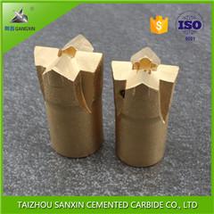 Gangxin бренд Q спеченный сферические K20 K40 высокое качество карбида вольфрама биты кнопки / твердосплавные сверла для угля