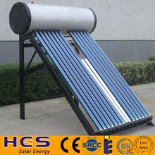 Solar water heater, solar collector, solar geyser