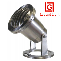 316 Stainless steel LED underwater light IP68 marine grade pool light