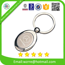 Good Quality Popular Promotional Gifts Color Printing Custom turbo key ring ,stainless steel keyring