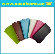 electric pressed craft leather case for alctel one touch pop c7