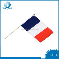 2016 Europe Football Cup French Hand Flag