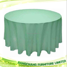 Dirty Resistant Polyester Table Skirting Wholesale