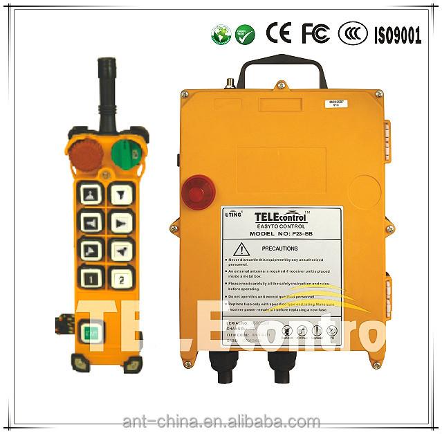 Overhead Crane Remote Safety : Crane radio remote control newhairstylesformen