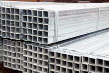 Pre- zincato piazza tubo in acciaio e tubo