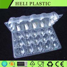 Transparent Plastic egg packaging container