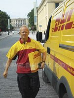 DHL international shipping rates to Madrid from shanghai