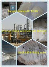 Prills Ammonium Nitrogen Fertilizer NPK 34-0-0