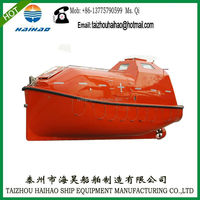 6.5m marine totally enclosed life boat&rescue boat