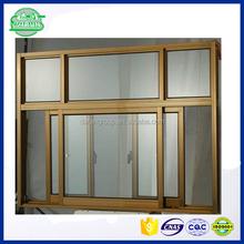 long service life aluminium sliding glass windows price DR sliding window
