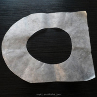 nonwoven fabric disposable toilet seat cover