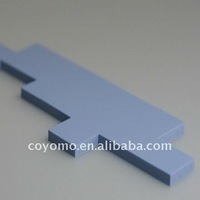 CPU High thermally conductivity silicon pad
