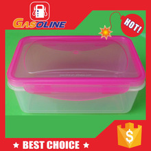 Decorative best price glass seal food storage container