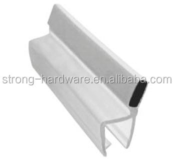 Pvc Glass Shower Door Seal Strip Weather Stip Rubber