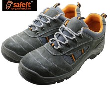 new cow suede leather safety shoes italy